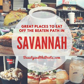 Savannah Eats Beauty and the Beets