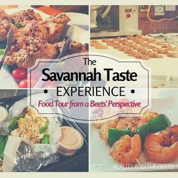 The Savannah Taste Experience Food Tour Beauty and the Beets