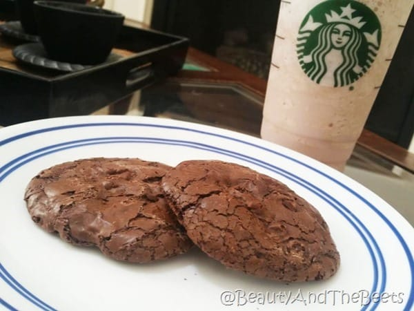 Flourless Chocolate Cookies Starbucks Beauty and the Beets