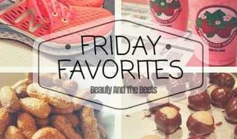 Friday Favorites #68 – Deep Fried Peanuts, Buckeyes and Strawberry Shakes