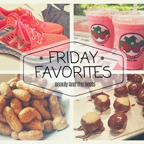 Friday Favorites Beauty and the Beets 3-11