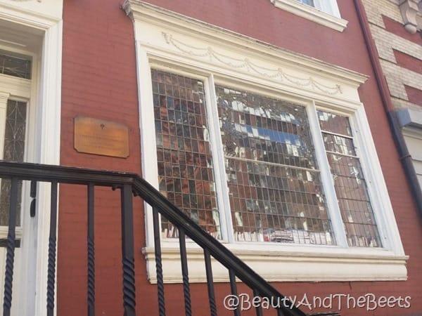 NYU Creative Writing House Lillian Vernon Beauty and the Beets