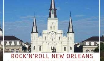 Rock'n'Roll New Orleans Half Marathon #RocknBlog
