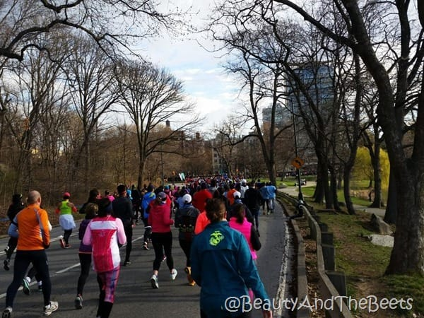 Central Park United Airlines NYC Half Beauty and the Beets