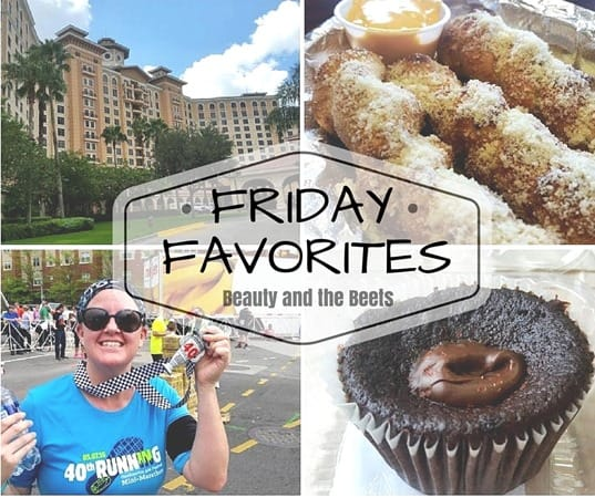 Friday Favorites Beauty and the Beets 5-13