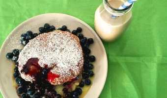Lemon Blueberry French Toast