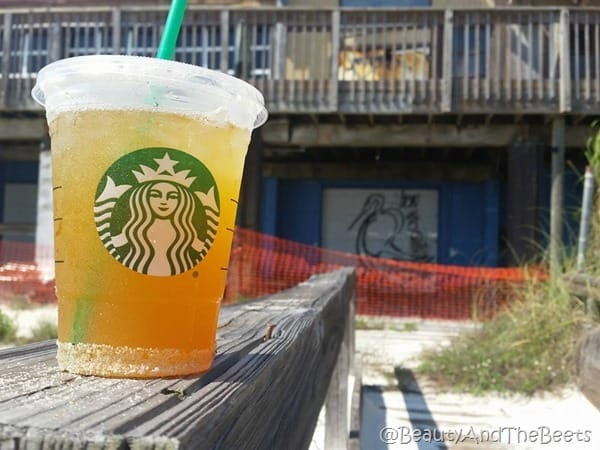Mango Black Tea Lemonade Panama City Beach, FL Beauty and the Beets