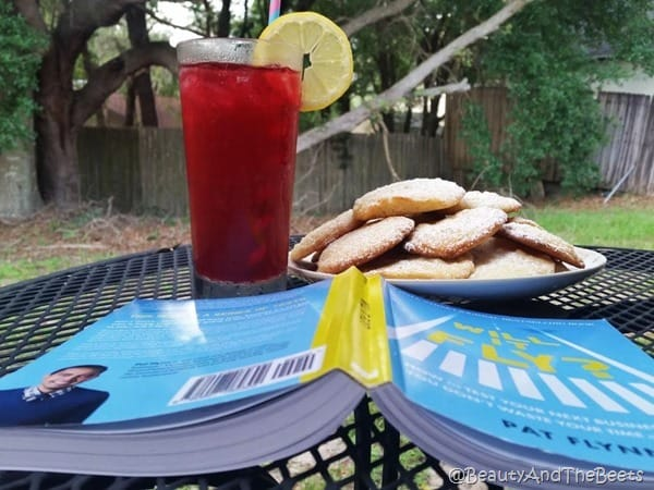 Pat Flynn Blueberry Lemonade Beauty and the Beets