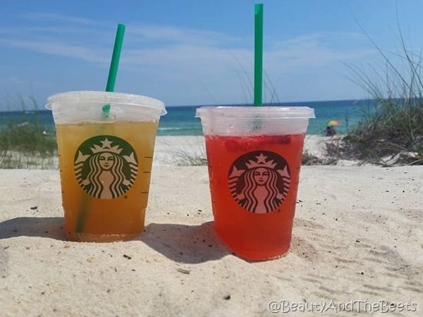 Starbucks Panama City Beach Beauty and the Beets