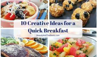 10 Creative Ideas for a Quick Breakfast