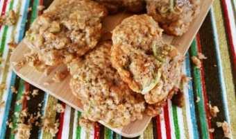 Celery Cake Cookies