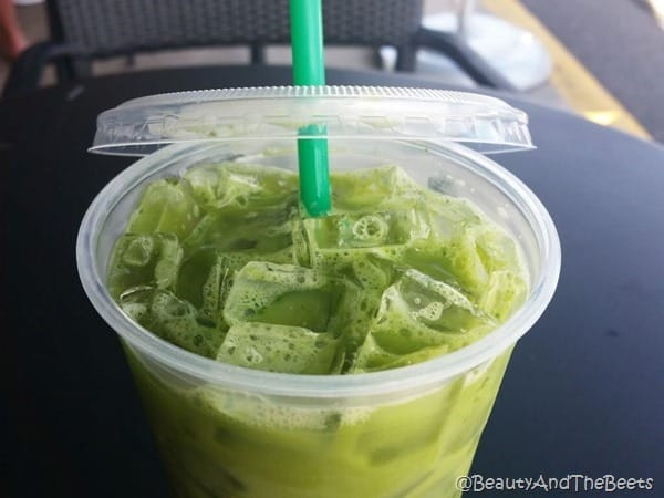 Starbucks Green Drink recipe #GreenDrink Beauty and the Beets (4)