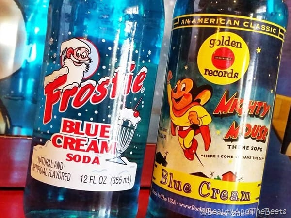 vintage soda Mels Hard Luck Diner Branson Beauty and the Beets