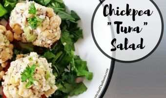 "Chickpea ""Tuna"" Salad"