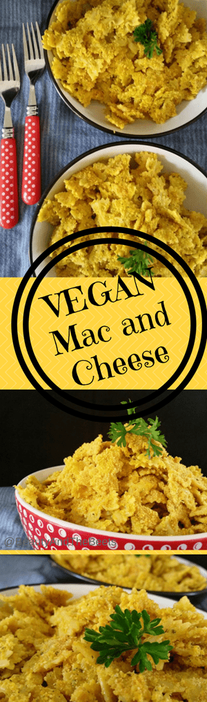 VEGAN Mac and Cheese recipe Beauty and the Beets (1)