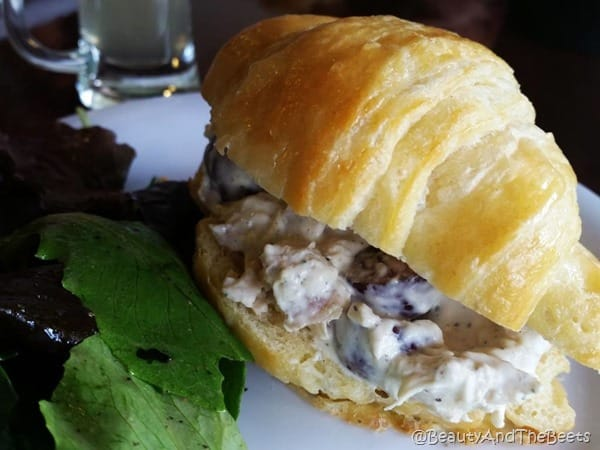 Chicken Salad Dreamy Cakes Sanford Food Tours Beauty and the Beets