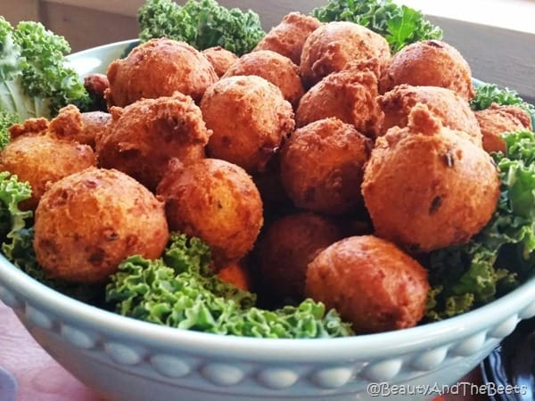 Hushpuppies Homecoming Kitchen #WelcomeHome Beauty and the Beets