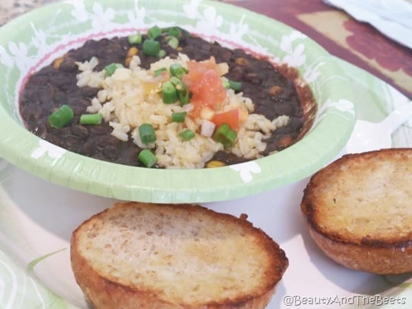 Black Bean Soup From the Heart Cafe New Orleans Beauty and the Beets