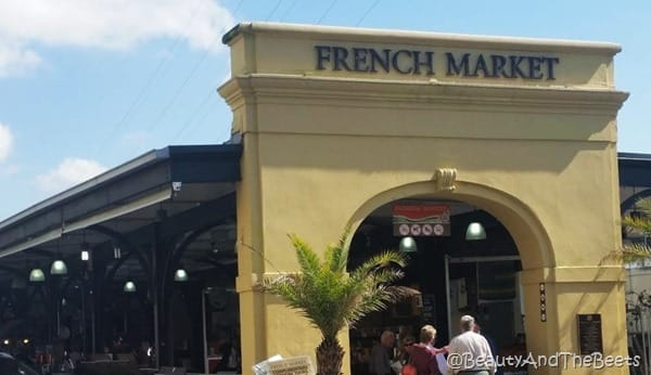 French Market New Orleans Beauty and the Beets