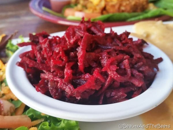 Jalapeno Beet Slaw Vegeria Beauty and the Beets