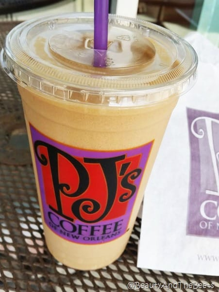 King Cake Velvet Ice PJs Coffee Beauty and the Beets