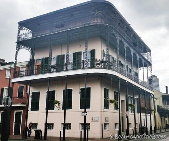 More New Orleans Architecture Beauty and the Beets
