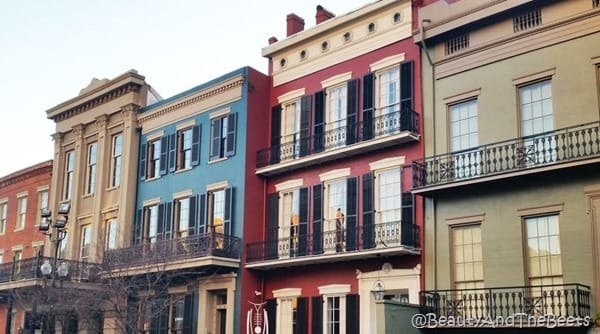 New Orleans Wrought Iron Beauty and the Beets