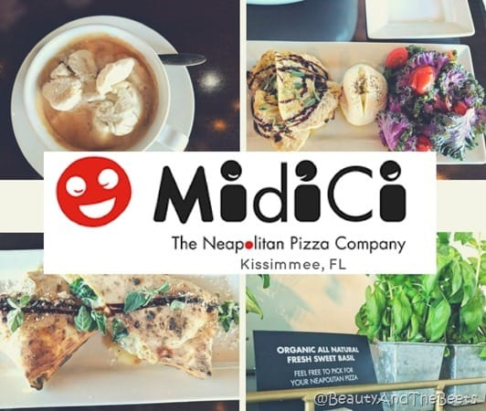 Midici Neapolitan Pizza Kissimmee Beauty and the Beets