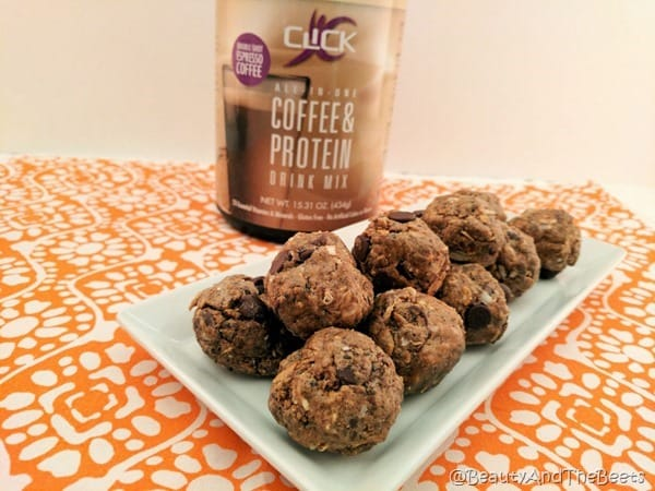 Click Coffee Protein Bites Beauty and the Beets (7)