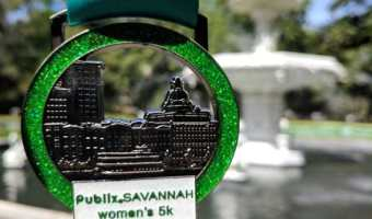 2017 Publix Savannah Women's Half Marathon and 5K