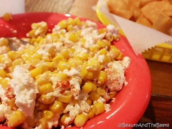 Taconooga Mexican Street Corn Beauty and the Beets