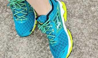 Mizuno Wave Sky running shoe review