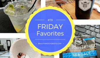 Friday Favorites #78