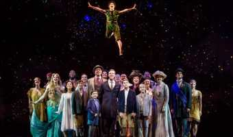Finding Neverland at the Dr. Phillips Center for the Performing Arts