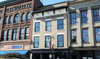 Hotel Kilbourne – Sandusky's first boutique hotel