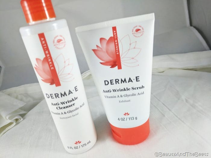 DERMA-E anti wrinkle Beauty and the Beets