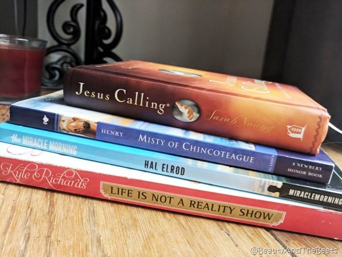 7-day challenge book Beauty and the Beets