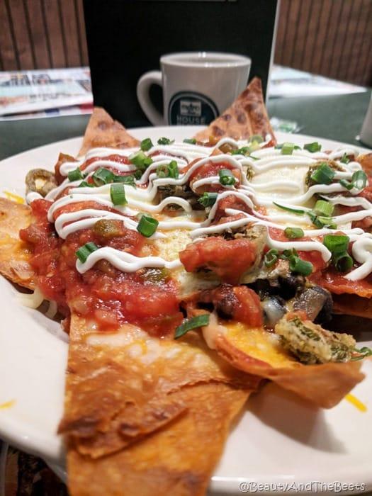 Huevos Rancheros Metro Diner Beauty and the Beets