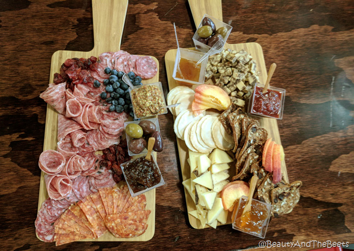 Charcuterie The Local Butcher Winter Garden Food Tours Beauty and the Beets