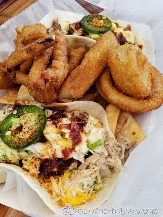 Sloppy Hog Tacos Wekiva Island Beauty and the Beets