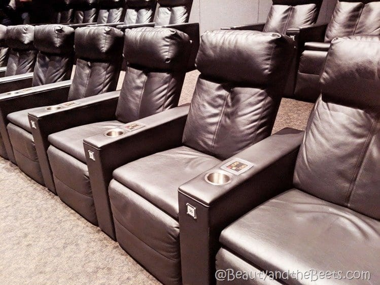 VIP seating Branson IMAX Beauty and the Beets