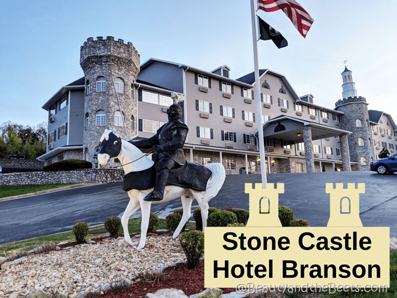 Stone Castle Hotel Branson Conference Center Beauty and the Beets 1