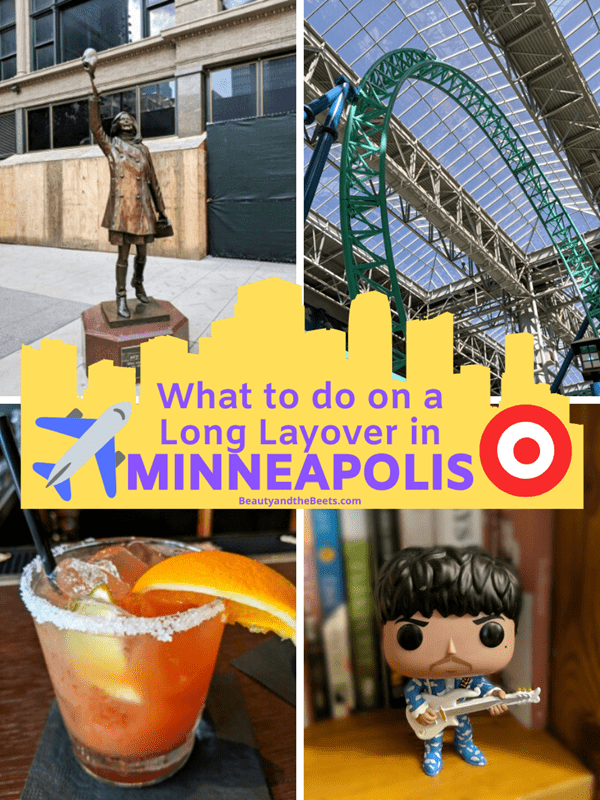 What to do on a Long Layover in MINNEAPOLIS