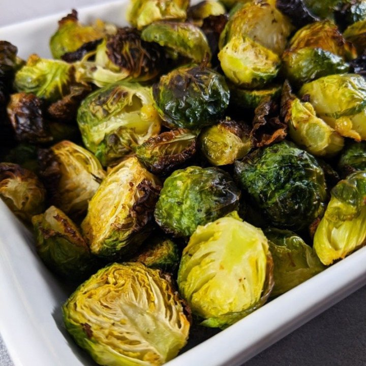 How to Roast Brussels Sprouts like a Boss