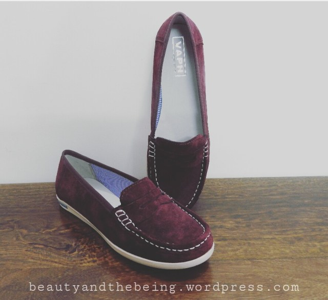 VAPH Vanessa Bordeaux Loafers