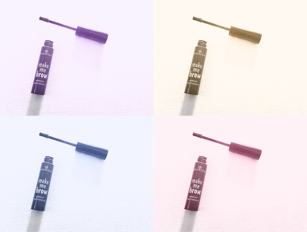 Essence Make Me Brow Eyebrow Gel Review