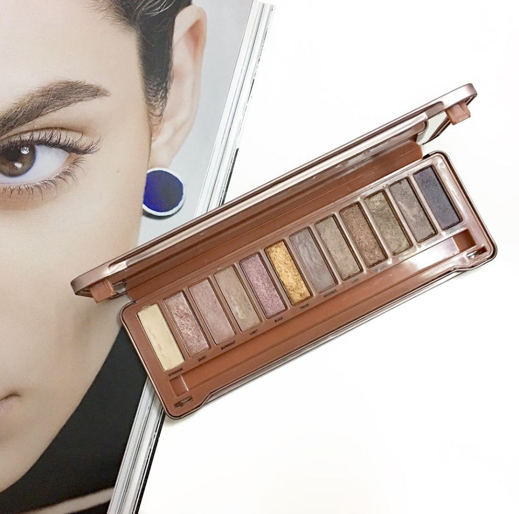 Urban Decay Naked 3 Palette Review, Photos, Swatches