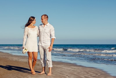 Men's Linen Pants - Perfect Attire for a Beach Wedding