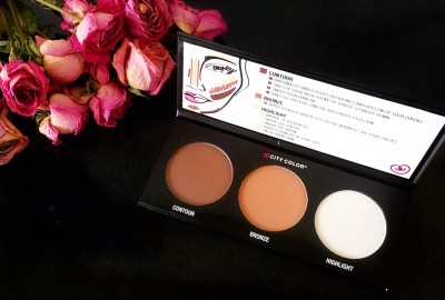 City Color Cosmetics Contour Palette| Review