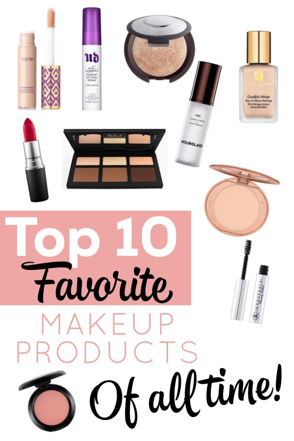 My holy grail makeup products! The best must have items to have in your makeup arsenal! #makeup #sephora
